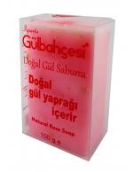 Doğal Gül Sabunu Pembe 150 G